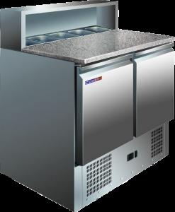 Холодильные столы и шкафы