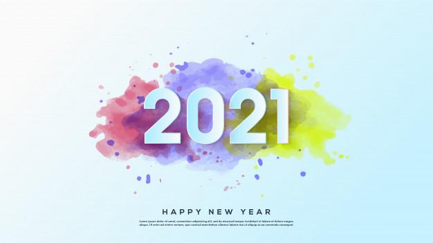С наступающим 2021 НОВЫМ ГОДОМ